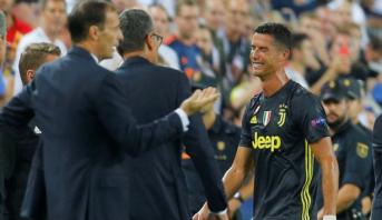 ما مصير رونالدو بعد أول بطاقة حمراء في مسيرته في دوري أبطال أوروبا؟