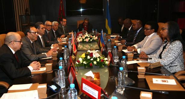 رئيسة مجلس النواب الرواندي تشيد بإسهام المغرب في جهود إصلاح الاتحاد الإفريقي