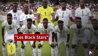 La route vers l'Egypte > Zoom sur la sélection du Ghana