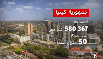الطريق إلى مصر > الطريق إلى مصر .. عين على منتخب كينيا