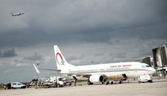 الخطوط الملكية المغربية شرعت في تنفيذ برنامج رحلاتها الخاصة من و إلى المغرب