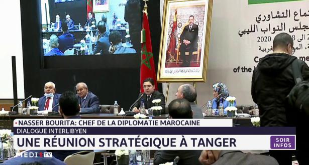 Dialogue inter-libyen: Une réunion stratégique à Tanger