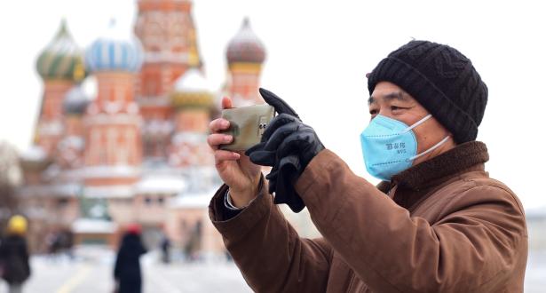 روسيا تخفف القيود المفروضة في العاصمة موسكو لمكافحة انتشار فيروس كورونا