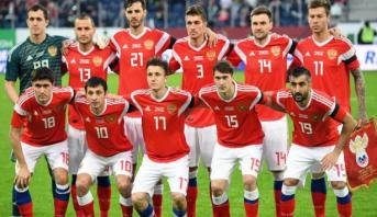 مونديال 2018 .. روسيا تحذر لاعبيها من تناول الشاي واللحوم الأمريكية