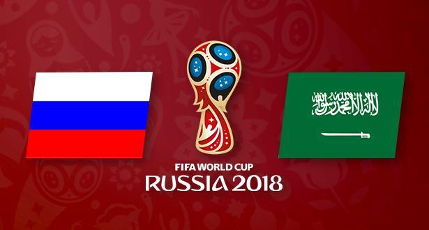 Mondial 2018 : compositions probables de Russie-Arabie saoudite