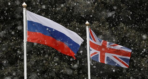 روسيا تتعهد بفرض عقوبات مضادة على بريطانيا