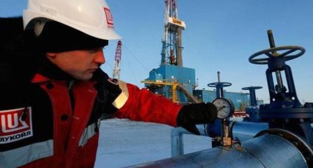 """أزيد من 705 ألف طن من النفط الروسي """"الملوث"""" في بيلاروسيا"""