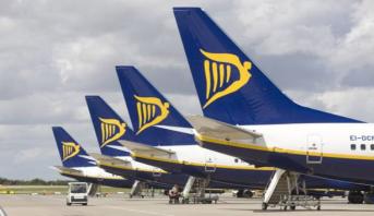 Pandémie: Ryanair perd ses recours contre les aides publiques apportées à Air France et SAS