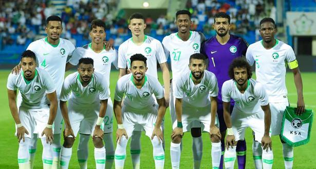 المنتخب السعودي يتعادل في أول مباراة بقيادة رونار