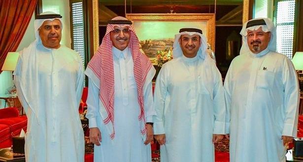 البحرين تتلقى دعما سعوديا إماراتيا كويتيا