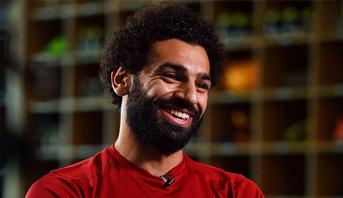 """صلاح يعلق على إمكانية رحيله عن ليفربول ويتحدث عن """"البطولة الأكبر"""""""