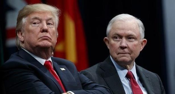 استقالة وزير العدل الأمريكي