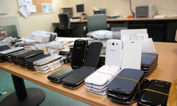 إحباط محاولة تهريب كميات كبيرة من الهواتف المحمولة انطلاقا من مليلية