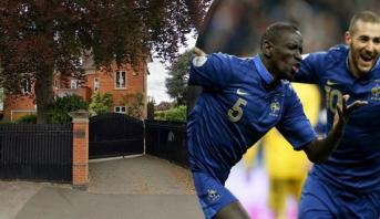 منزل لاعب دولي فرنسي يتعرض لسرقة بقيمة 500 ألف جنيه