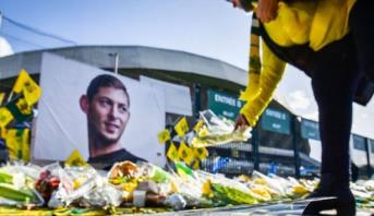 إقامة مراسم جنازة اللاعب الأرجنتيني سالا