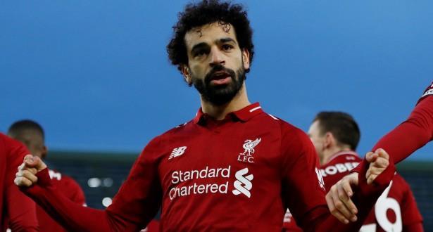 صلاح يقود ليفربول لفوز صعب في مباراة الأهداف السبعة