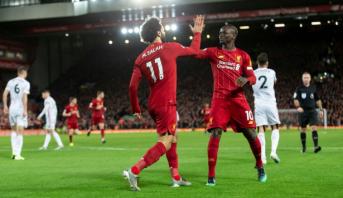 صلاح يمنح ليفربول بداية مثالية في 2020