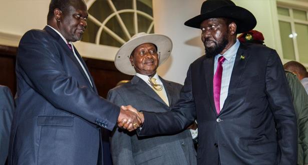 جنوب السودان .. الرئيس سلفا كير يصدر عفوه عن خصمه رياك مشار