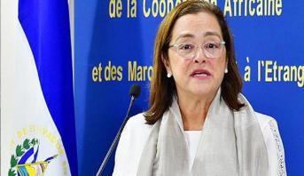 """الصحراء المغربية : السلفادور تعتبر مبادرة الحكم الذاتي """"الأساس الوحيد لحل واقعي"""""""