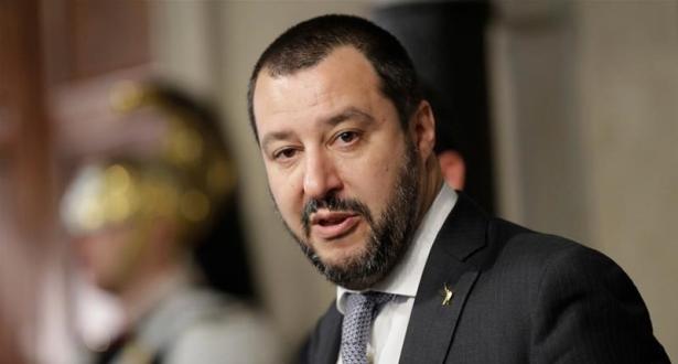 مجلس الشيوخ الإيطالي يعتزم التصويت على رفع الحصانة عن سالفيني