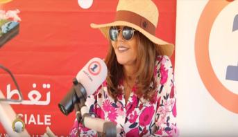 الديفا سميرة سعيد في لقاء حصري على موزاييك