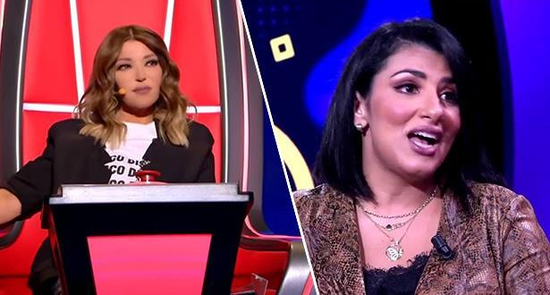 """عتاب ليلى البراق على سميرة سعيد بعد """"ذا فويس"""""""