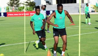 CAN-2019: le Nigérian Kalu victime d'un malaise cardiaque à l'entrainement