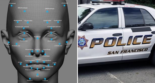 سان فرانسيسكو تمنع استخدام الشرطة لتقنية التعرف على الوجه
