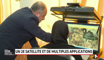 Maroc .. Un 2éme Satellite et de Multiples Applications