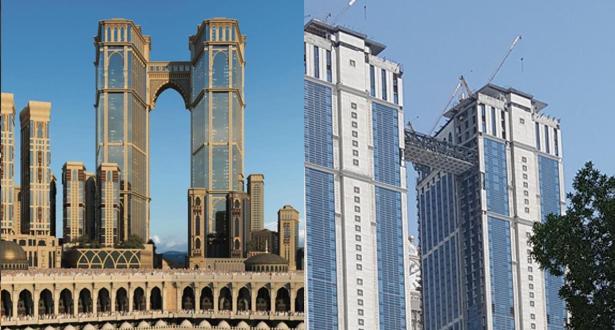 السعودية تعتزم بناء أعلى مصلى معلق في العالم