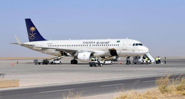 الخطوط السعودية تفتتح أول خط جوي مباشر بين مراكش وجدة