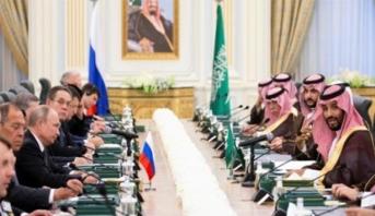 السعودية وروسيا توقّعان رسميا على ميثاق التعاون النفطي