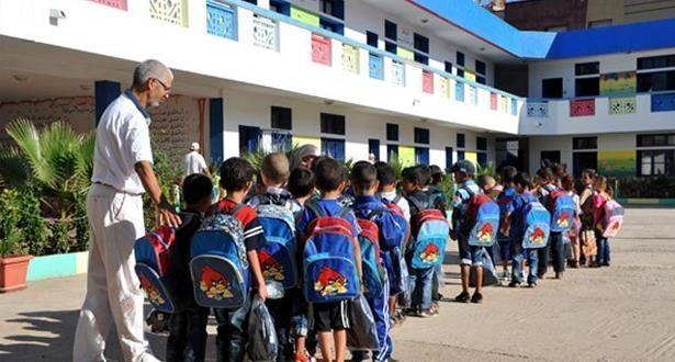Rentrée scolaire: l'enseignement en présentiel recommandé, sous conditions