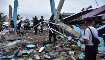Indonésie: un violent séisme fait au moins 40 morts