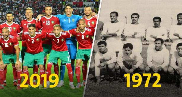 كأس إفريقيا للأمم 2019 .. سجل المشاركة المغربية