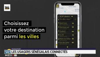 Transport : Les usagers sénégalais connectés