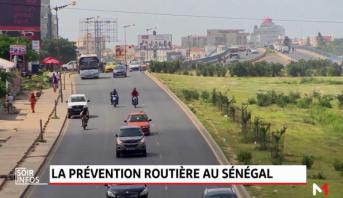 Sécurité routière au Sénégal: focus sur le rôle des forces de l'ordre