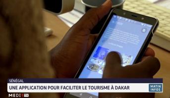 Une application pour faciliter le tourisme à Dakar