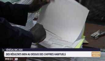 Sénégal: des résultats bien au dessus des chiffres habituels