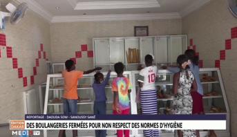Sénégal: des boulangeries fermées pour non-respect des normes d'hygiène