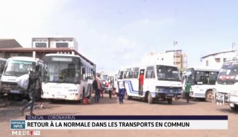Sénégal: retour à la normale dans les transports en commun