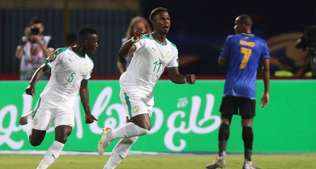 """منتخب السنغال يستهل مشوار """"الكان"""" بالفوز على تنزانيا"""