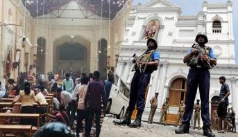 هجوم إرهابي على ثلاث كنائس بسيرلانكا وحصيلة الضحايا ترتفع إلى 156 قتيلا