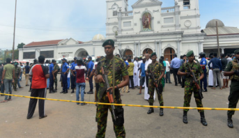 بعد سلسلة هجمات أودت بحياة 158 على الأقل .. حظر التجول في سريلانكا
