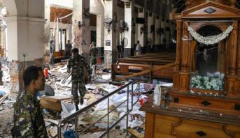 حصيلة جديدة لضحايا اعتداءات سريلانكا ومصدر رسمي يعلن عدد الضحايا الأجانب