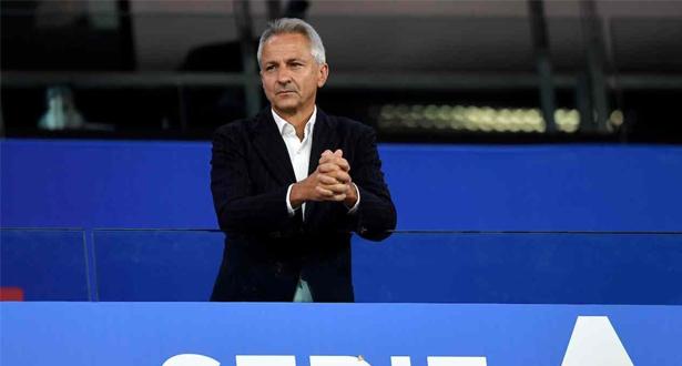 إصابة رئيس رابطة الدوري الإيطالي بفيروس كورونا