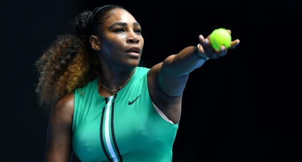 بطولة أستراليا المفتوحة لكرة المضرب.. الأمريكية سيرينا وليامس تتأهل للدور الثالث