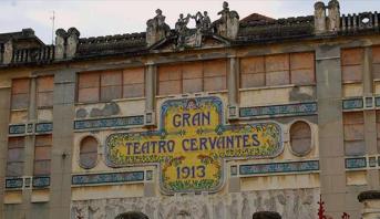 إسبانيا تنقل ملكية مسرح ثيربانتيس الكبير بطنجة إلى المغرب في شكل هبة لا رجعة فيها