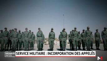 Service militaire: incorporations des appelés