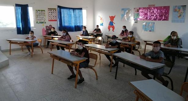 Meknès: l'enseignement distanciel s'appliquera à 21 établissements